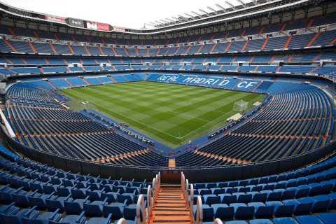 Madrid: Guidet tur til Bernabéu Stadium