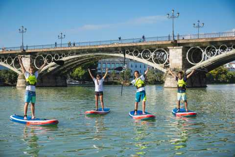 Seville: 1.5-Hour Paddle Surf Tour