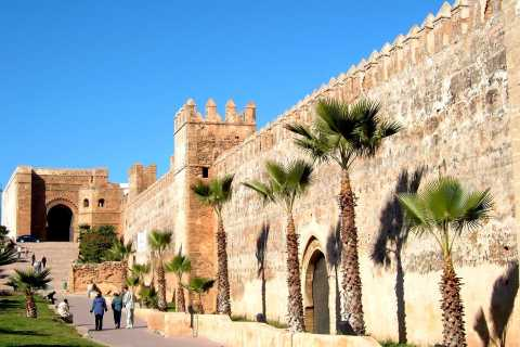 Rabat: Private Half-Day City Tour