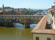 Florenz: Ponte Vecchio Rafting Erfahrung mit Aperitif