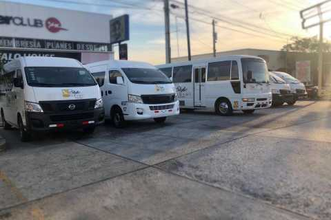 Panama City: One-Way or Round-Trip PTY Airport Transfer