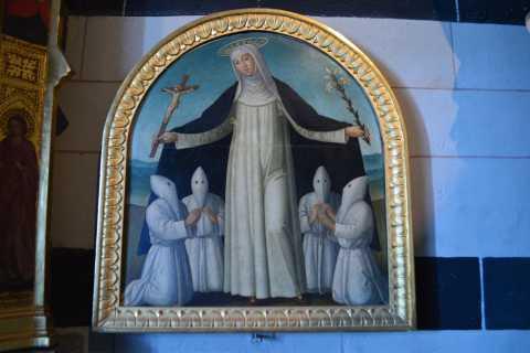 Siena: A Vida de Santa Catarina