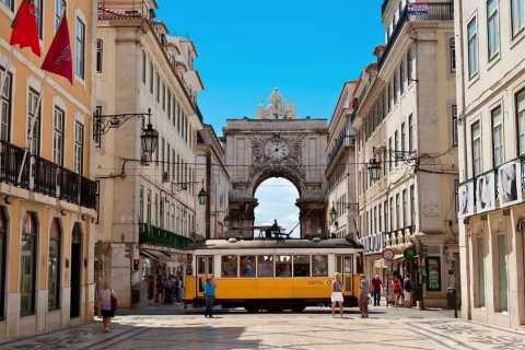 Lisbon: Small-Group Walking Tour