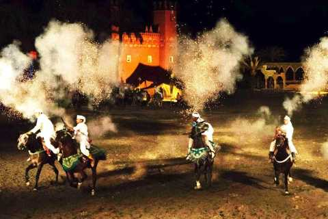 Marrakech: Traditional Berber Dinner and Dance