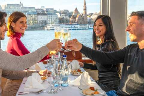 Budapest: 1.5-Hour Cruise including Lunch