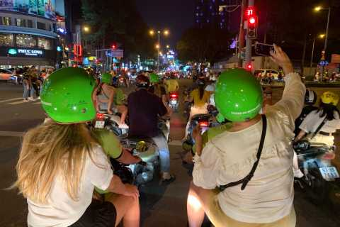 Ho Chi Minh City: Saigon by Night Food and Sightseeing Tour