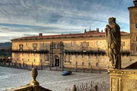 Santiago de Compostela: Tour of Hostal dos Reis Católicos