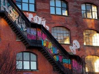 New York: Street-Art-Stadterkundungsspiel