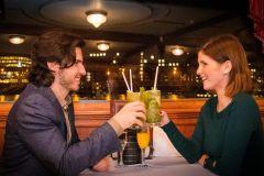 Budapeste: Cruzeiro Noturno c/ Bebidas e Música ao Vivo