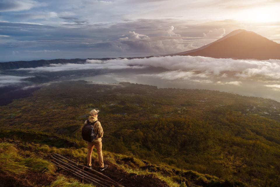 Trekking na wulkan Batur o wschodzie słońca ze śniadaniem na szczycie