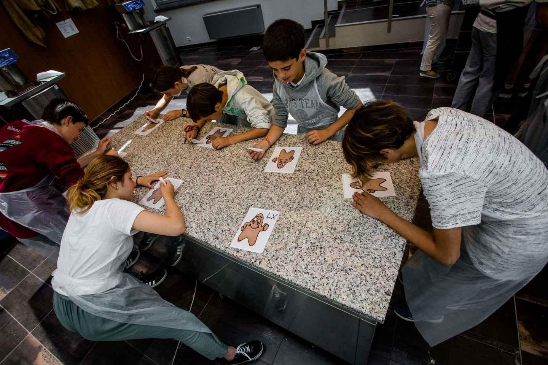 Brügge: Workshop zur Schokoladenherstellung