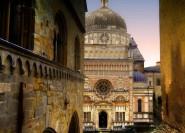 Bergamo: 2,5-stündige private Oberstadttour