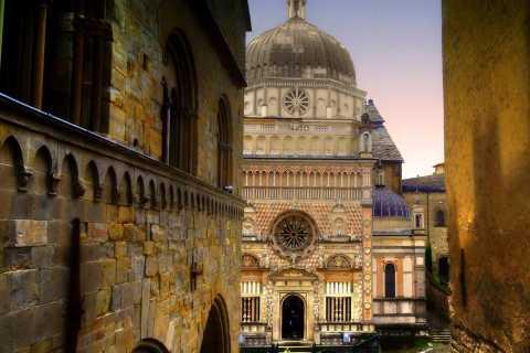 Bergamo: 2.5-Hour Private Upper Town Tour