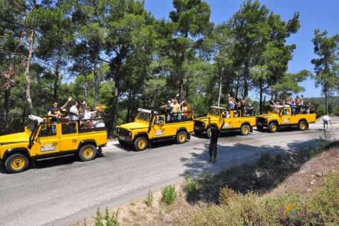 Antalya: off-road jeepsafari