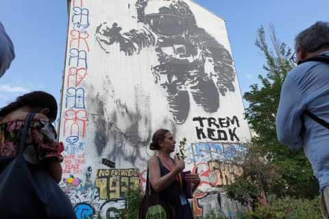 Berlin: Street Art and Alternative Tour