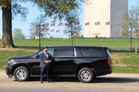 Ronald Reagan DCA Airport Transfers