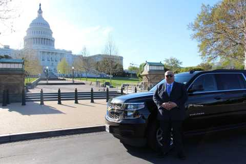 Washington DC: Private Transfer to Airports or Baltimore