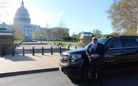 Baltimore: Private Transfer to BWI or Washington DC/Airports