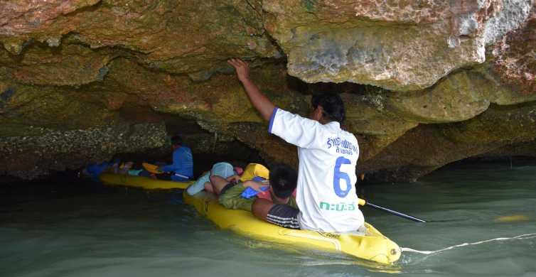 Phuket: Hong by Starlight with Sea Cave Kayak & Loi Krathong