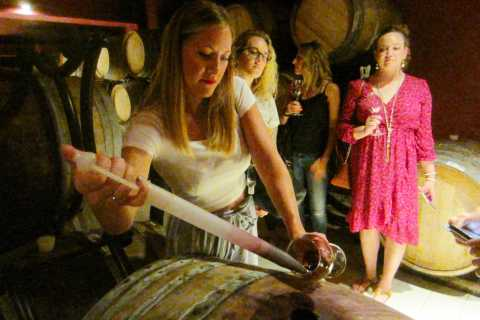 Tour de vinhos de Baku