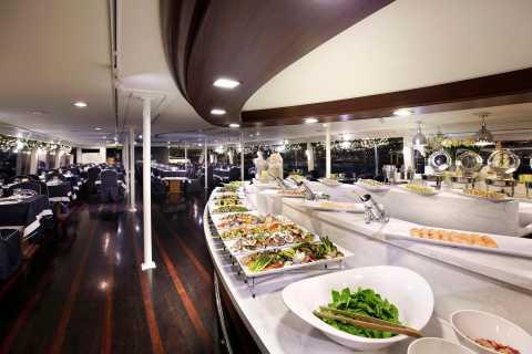Seoul: Han River Premium Lunch or Dinner Buffet Cruise