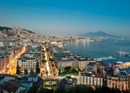 Neapel: Panorama-Stadtrundfahrt und Thermalbäder