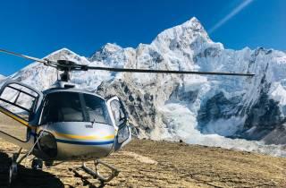 Kathmandu: Everest Base Camp Hubschraubertour