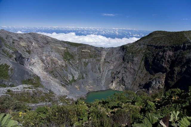 San Jose: Irazú-vulkaan, Cartago City & Orosi Valley Tour