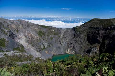 San Jose: Irazú Volcano, Cartago City & Orosi Valley Tour