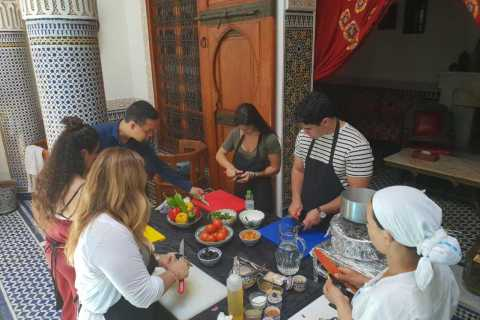 Chaouen: 4- Hour Moroccan Cooking Class