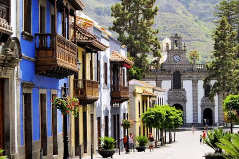 Gran Canaria: 6-timers tur til Teror & San Mateo-markedene