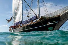 Aruba: navio de pirata matinal com tudo incluído