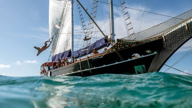 Aruba: All-Inclusive Morning Pirate Ship Sail