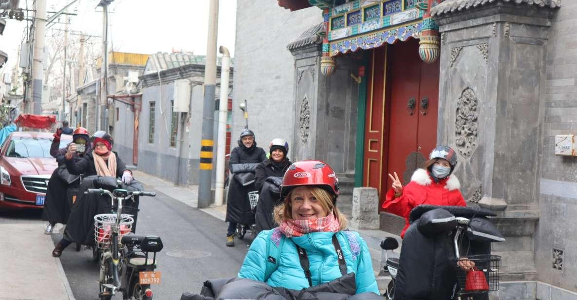 Beijing: Old Beijing e-Bike Adventure