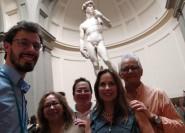 Florenz: Semi-Private David und Accademia Gallery Tour