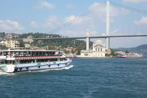 Bosphorus Tour With Lunch