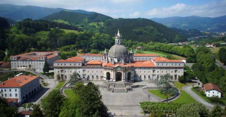 Ab Bilbao: Tour nach Loyola, Getaria, Zarauz & San Sebastian