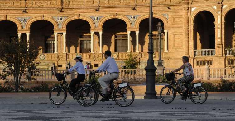 Sevilla: bezienswaardigheden per elektrische fiets