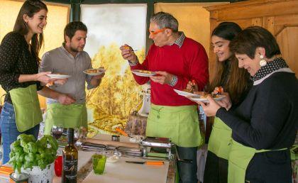 Mailand: Pasta-, ...