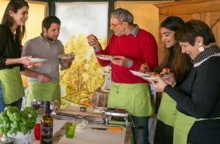 Mailand: Pasta-, Ravioli- und Tiramisu-Kochkurs