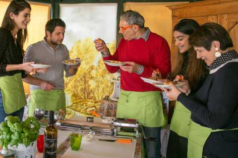 Milano: Pasta, Ravioli e Tiramisù