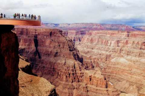 Las Vegas: Grand Canyon Bus Tour & Optional Skywalk Ticket