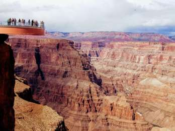Ab Las Vegas: Grand-Canyon-Tour & optionales Skywalk-Ticket