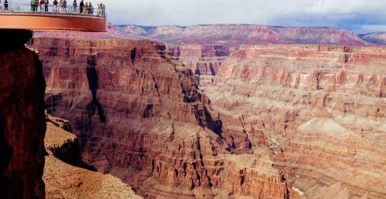 Las Vegas: Grand Canyon Bus Tour & Optional Skywalk Ticket