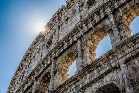 Rome: Small-Group Domus Aurea and Colosseum VR Tour