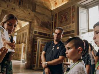 Rom: Sixtinische Kapelle und Petersdom ohne Anstehen