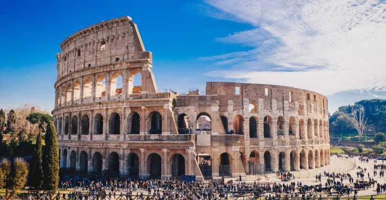 Rome: VIP Small-Group Colosseum and Ancient Rome Tour