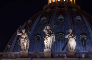 Rom: Abendtour durch den Vatikan