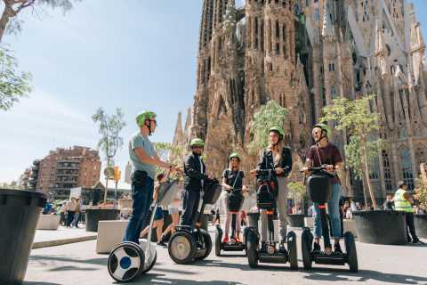 Barcelona: 3-Hour Guided Segway Tour of Gaudi's Barcelona