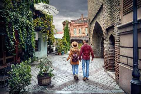 Tbilisi: Private 4-Hour Walking Tour